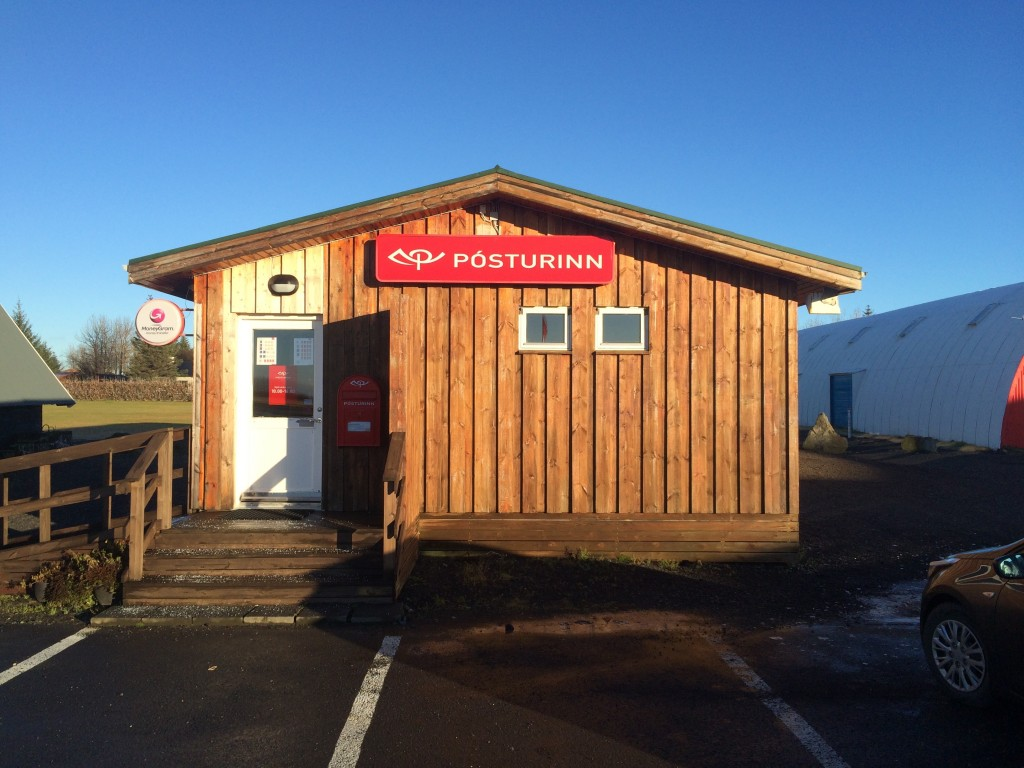 Icelandic post office
